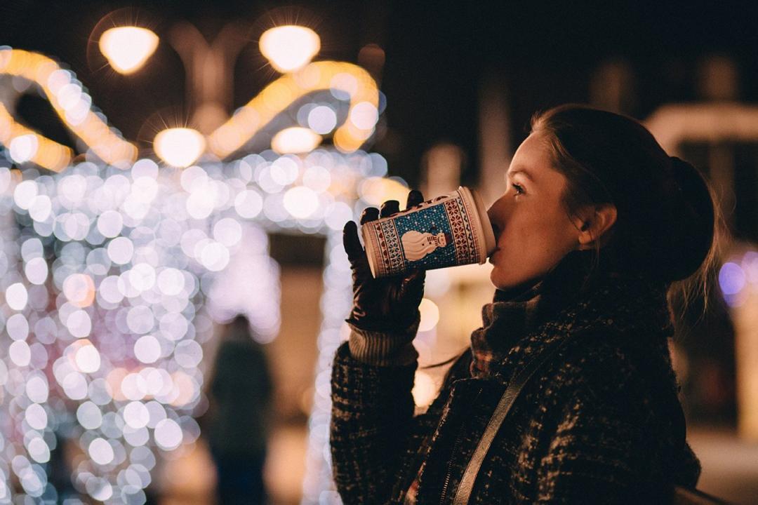 Diabetes auf dem Weihnachtsmarkt