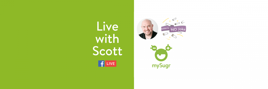 Funny diabetes stories with Scott and the crew PLUS bonus updates