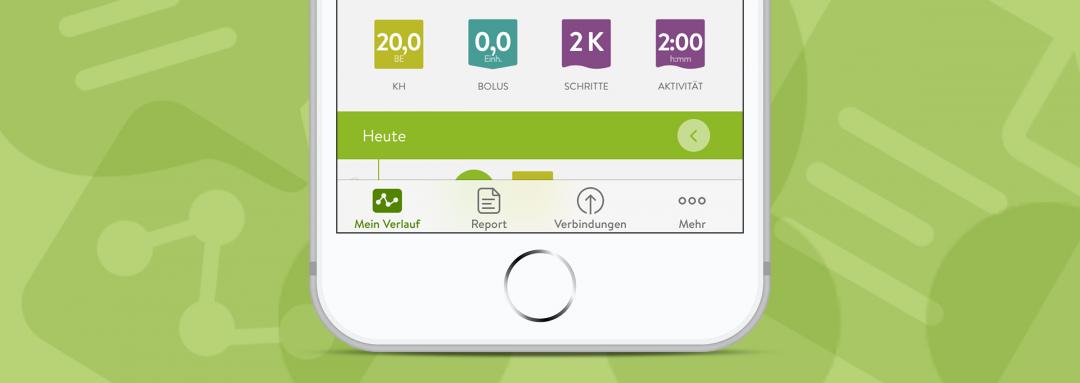 3 Dinge, die du über die neue Navigation in der mySugr App wissen solltest