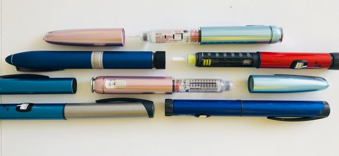 Smart Pens? – Als Old-School Diabetikerin zwischen Cyborgs