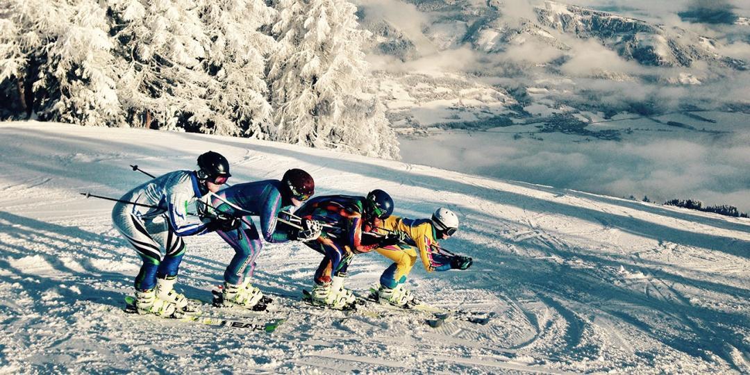 Mit der Insulinpumpe auf der Ski-Piste