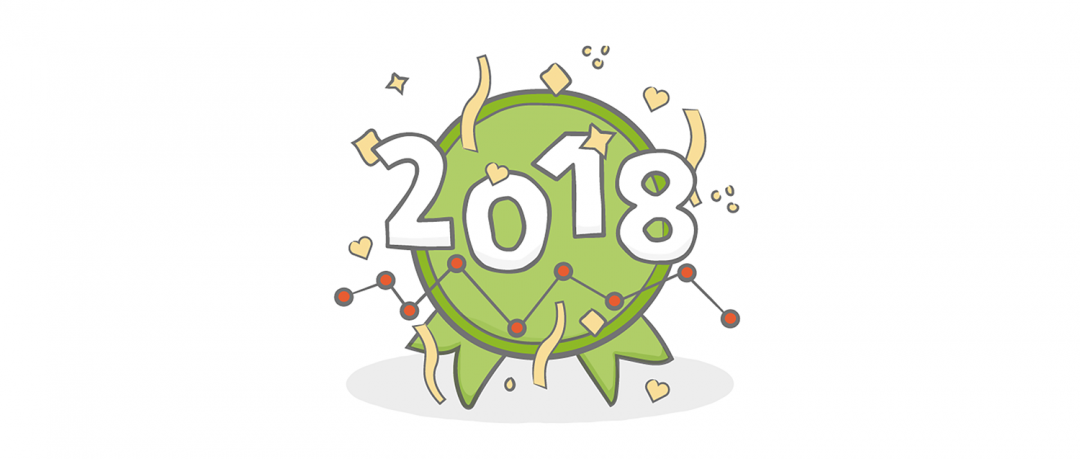 A review of 2018 – tons of carbs, millions of lows, and more!