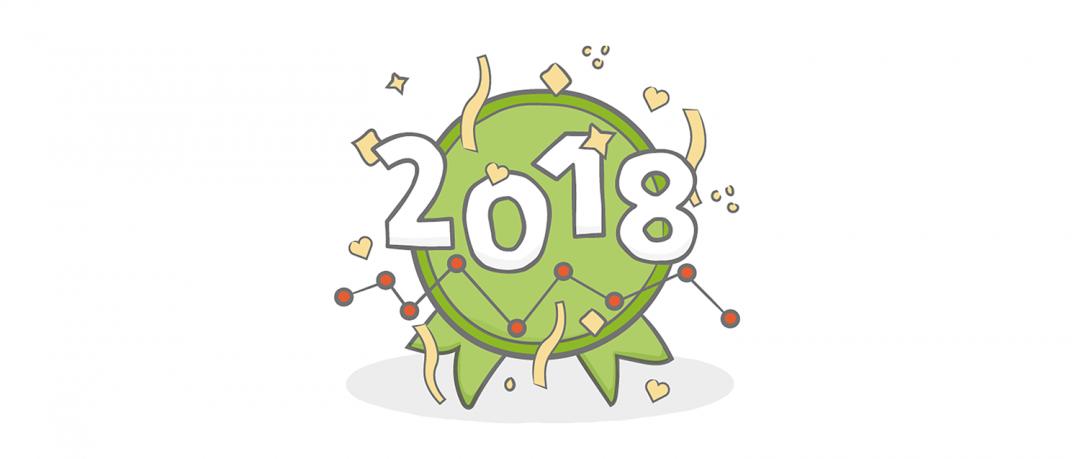 336,2 Tonnen Kohlenhydrate und 2822387 Unterzuckerungen – ein  Rückblick auf 2018