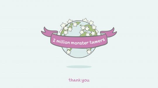 2 million registrations