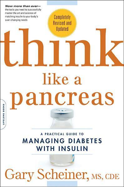 Think Like a Pancreas Cover Image