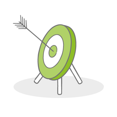 mySugr Illustrated Target