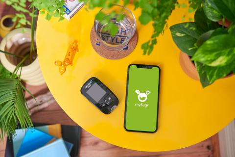 mySugr Brand